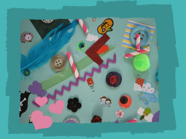 how to make a collage for kids